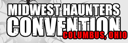 Midwest Haunters Convention 2012 - VenueMagic to be shown and sold